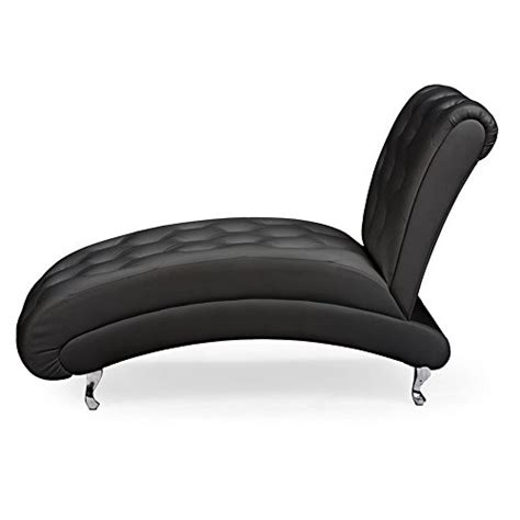 Oversized Tufted Chaise Lounge Product Reviews Buy Indoor Chaise Lounge Chair Modern Oversized Button Tufted Faux Leather