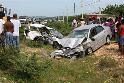 the accident road accidents jamaica political economy