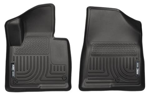 Santa Fe Floor Mats by Husky Weatherbeater All Weather Floor Mats For Hyundai