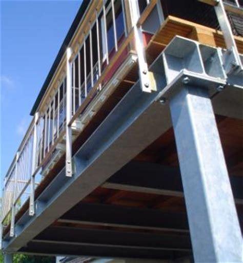 alu geländer bausatz balkon selber bauen stahl das beste aus wohndesign und