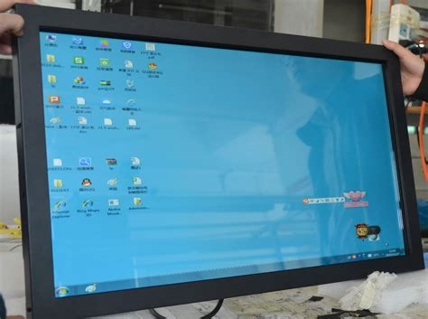 Jual Monitor Touchscreen 32 Inch by Multi Touch Screen Overlay Kit Led Light 32 Inch Saw Touch