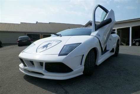 lamborghini kit cars south africa want to own a lamborghini for only 3 995 not so fast