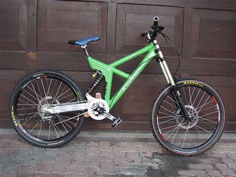 Handmade Mountain Bikes - 187 zumbi cycles handmade bike frames sick lines