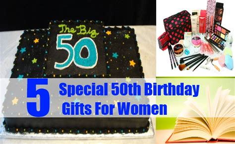 special 50th birthday gifts for women gift ideas for