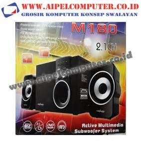 Speaker Subwoofer Advance M180 speaker advance m180 mc fd aipel computer