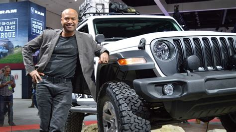 Ralph Gilles Chrysler by Fca Of Design Uses Jeep Wrangler To Push Flaming Suv