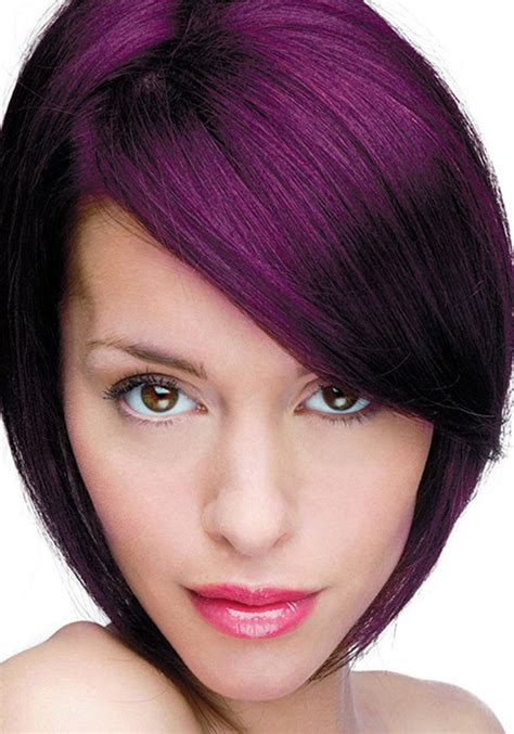 permanent purple hair color 1000 ideas about permanent purple hair dye on