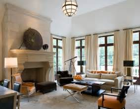 salon ancien modern deco moderne