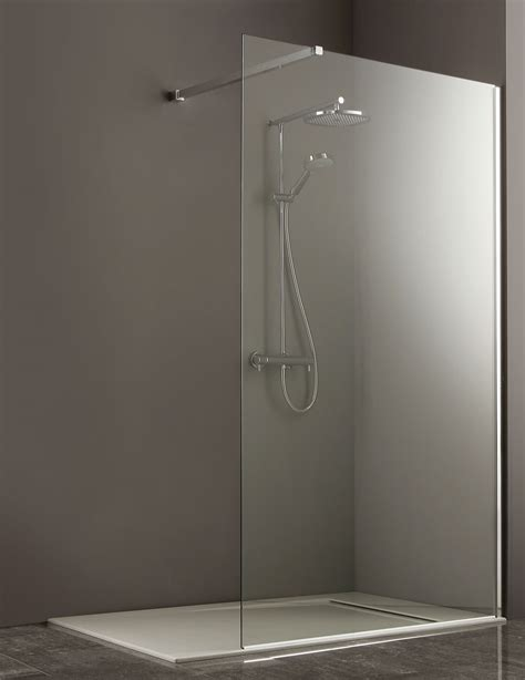 glass wall panels bathroom free standing glass shower panel google search vm