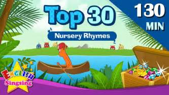 row row your boat english rhymes row row row your boat more nursery rhymes top 30 of