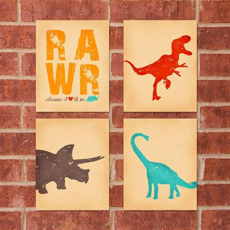 1000 ideas about dinosaur room decor on