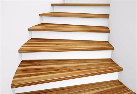 Laminate Floor Stairs by Stair Treads Amp Risers Quality Hardwood Floors