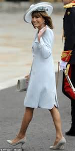 the carole middleton effect mothers of the bride now