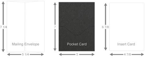 Key Pocket Envelope Color Carfu R how to create a pocket card invitation