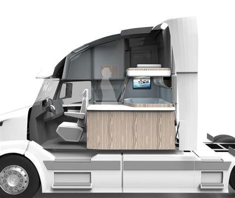 semi truck interior concepts project eidson design