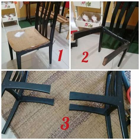 Kursi Elba cara buat kerusi kayu desainrumahid