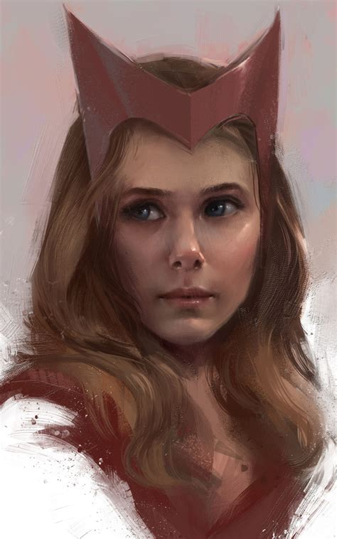 avenger scarlet witch  hd wallpapers