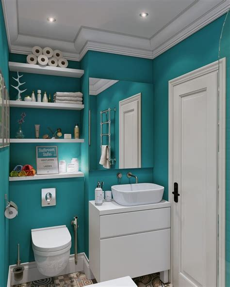 tiny color 17 best ideas about small bathroom paint on pinterest