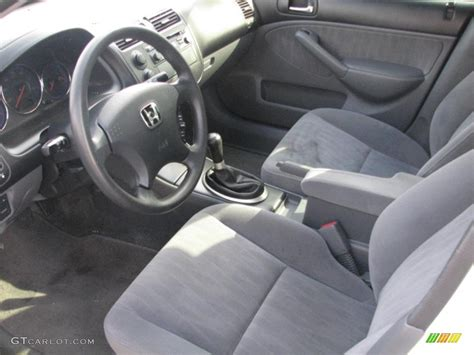 Civic Interior by Honda Civic 2003 Interior