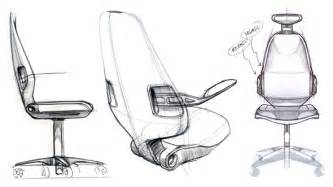 Chair design sketches veryday the ideal chair according to the users