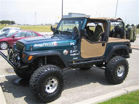 1997 Jeep Specs 1997 Jeep Wrangler Ii Tj Pictures Information And