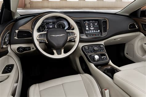 dashboard chrysler 2015 chrysler 200 configurator is live photo gallery
