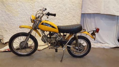 Honda Sl70 by 1972 Honda Sl70 W154 Las Vegas Motorcycle 2017