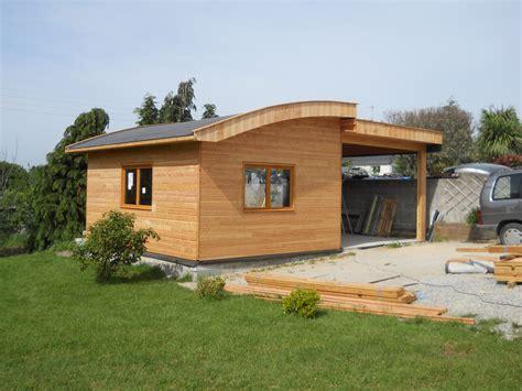 Atelier Garage by Atelier Garage Ecolo J Constructeur Bois En Finist 232 Re Sud