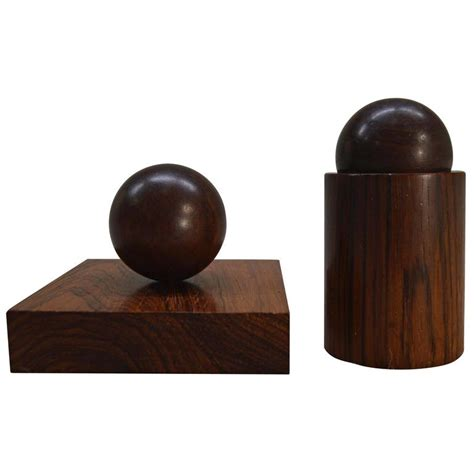 Magnetic Desk Accessories Magnetic Rosewood Executive Desk Accessories By Hillerod