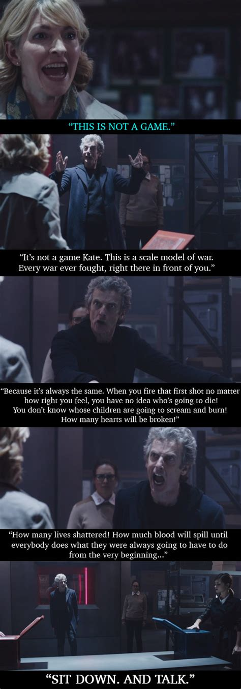 More On Battle Speeches 2 by Many Are This Powerful Quot Doctor Who Quot Speech