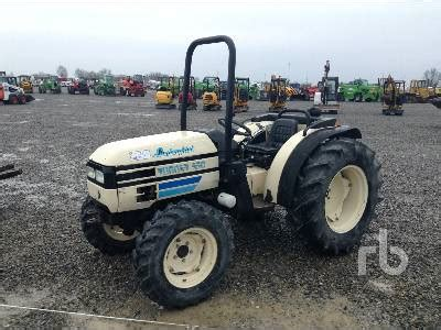 Wheels 450 Italia lamborghini runner 450 wheel tractor from italy for sale