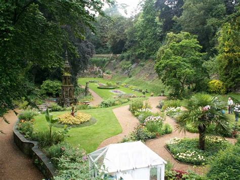 Plantation Gardens by Professional Gardeners Guild Visit To Norwich