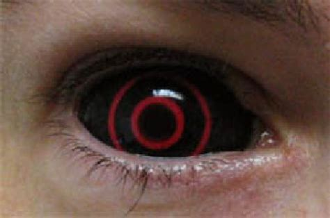 creepy colored contacts contact lenses costumes optical options