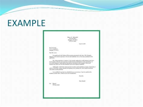 Business Letter Format Indent Business Letters And Different Styles