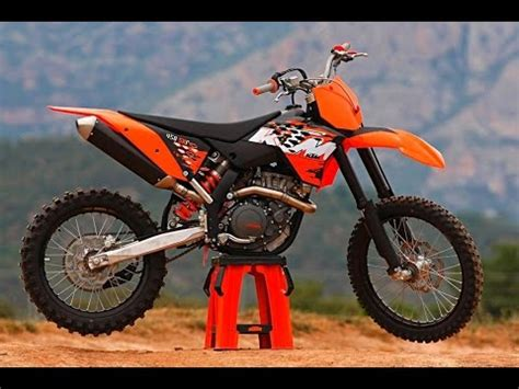 fastest motocross bike top 5 fastest dirt bikes ktm 450 sx f youtube