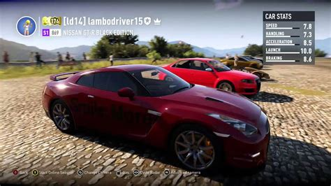 nissan gtr atwood atwood s gt r forza horizon 2