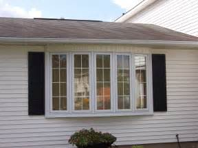 bay window difference between bow and what the
