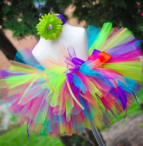 Set Tutu Setelan Tutu Anak tropical birthday tutu set for newborn baby by trinitystutus