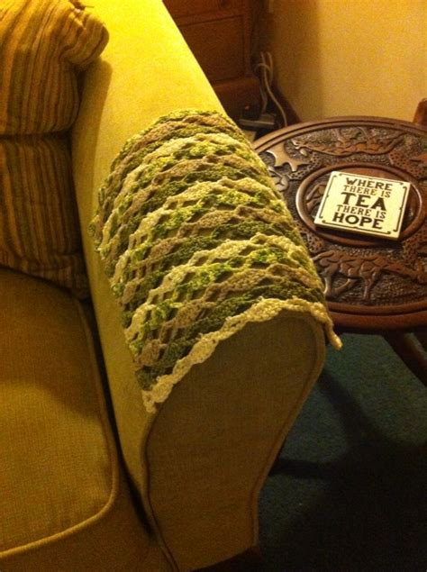 crochet armchair covers 17 best images about chair covers on pinterest stains