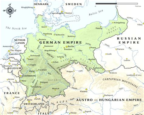 germany ww1 map austria hungary for germany ww1 map world maps