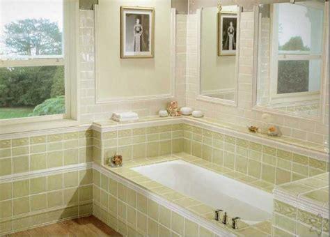 keramik  cocok  kamar mandi kecil mewah desain