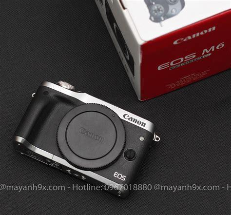 Canon Eos M6 Kit 15 45mm Is Stm canon eos m6 kit 15 45mm is stm mới 99 fullbox