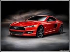 Will Ford Hybrid Mustang 2020 Will Ford Kill The V8