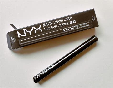 Eceran Nyx Liquid Matte 1 nyx matte liquid liner review