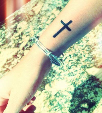 cross on side of hand tattoo 143 best cross faith infinity dove tattoos images on