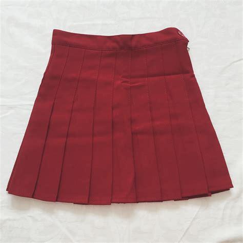 pleated tennis skirt 183 megoosta fashion 183 free
