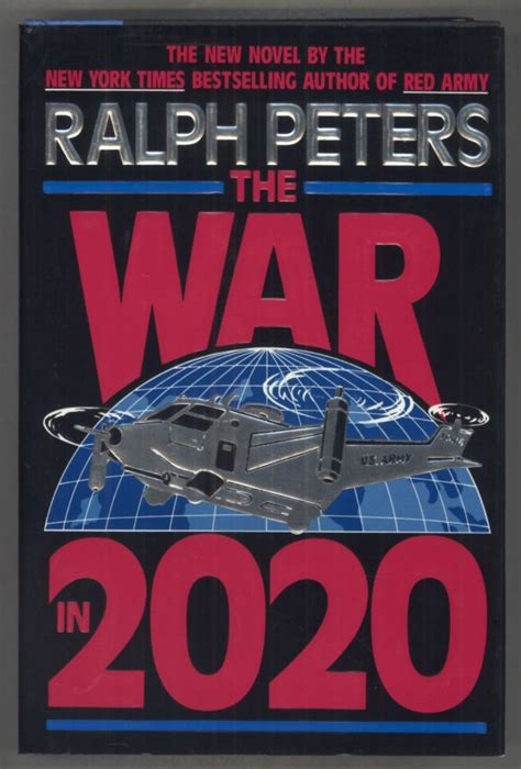 2020 world of war books the war in 2020 ralph peters edition