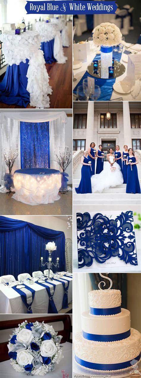 ten prettiest shades  blue   wedding color ideas