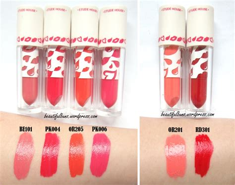 Promo Sweet Recipe Lipgloss Etude Dear Tint Like Ori Lip etude house products www pixshark images galleries with a bite