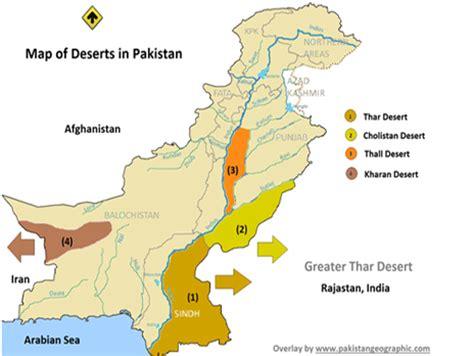 deserts map sindh regions humshehri